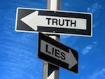 Lie or truth?