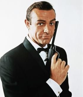 Bad boys like James Bond seem to have all the fun