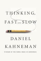 Cover of Thinking Fast and Slow