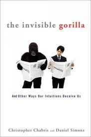 Cover of The Invisible Gorilla
