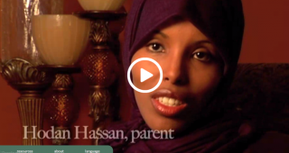 Hodan Hassan, the Somali-American parent of an autistic daughter