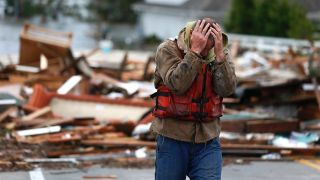 Super Storm Sandy and PTSD