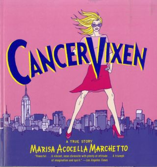 Cancer Vixen Book Cover