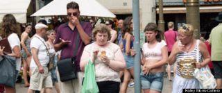 Haley Morris-Cafiero's Wait-Watchers Series | Fat Shaming