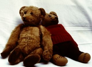 Early teddy bear