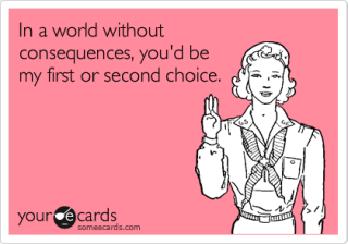 world without consequences