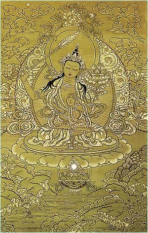 Buddha of Transcendent Wisdom