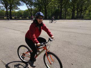 Bicycling is Fun