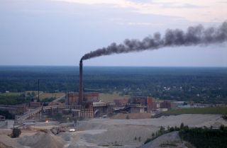 Kiviõli Oil Shale Processing & Chemicals Plant