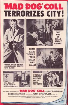 Mad Dog Coll, Serial Killers, Wicked Deeds, Dr. Scott Bonn