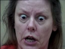 Aileen Wuornos, female serial killer