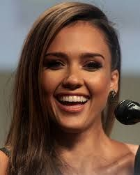 Jessica Alba is one of the most beautiful people in the world