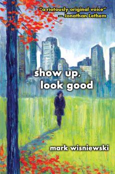Show Up novel