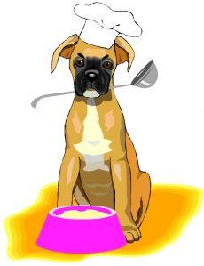 dog canine taste tongue buds