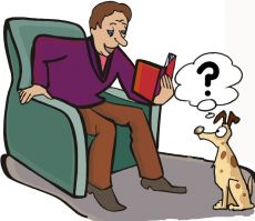 dog dogs pet pets mind read communication social cues