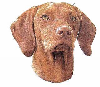 dog ear v shaped visla