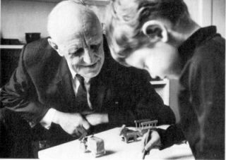 Winnicott and child client