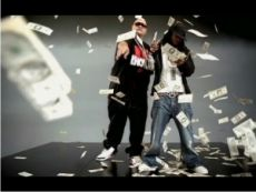 Why Do Male Rappers Throw Away Wads Of Cash In Rap Videos