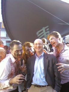 Meditations on the Science of Zombies and Fear