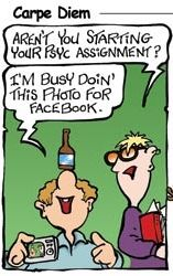 Facebook—a Whole New World of Wasting Time | Psychology Today