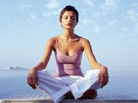 Breathing in meditation