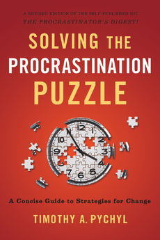 Solving the Procrastination Puzzle (book cover)