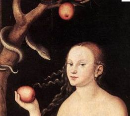 Eve & apple