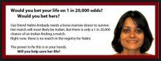 Help Nalini