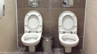 Russian restroom