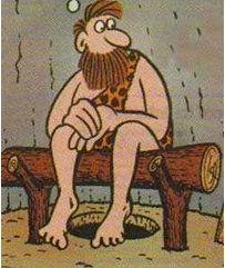 Caveman's Donnerbalken