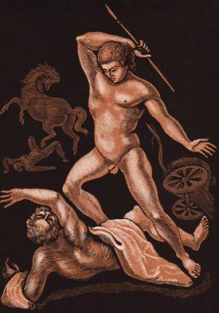 Oedipus & Laios