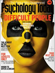 Psychology Today June 2012