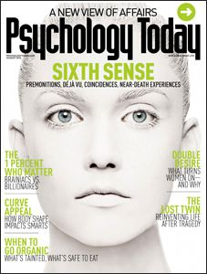 Psychology Today July/August 2012