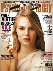 Psychology Today October 2013