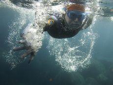 Karen Gaffney Swimming