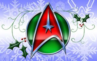 A Star Trek Holiday