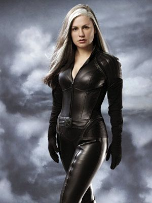 Anna Paquin as Rogue from the X Men Movies
