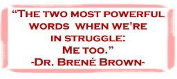 Dr. Brene Brown Quote,