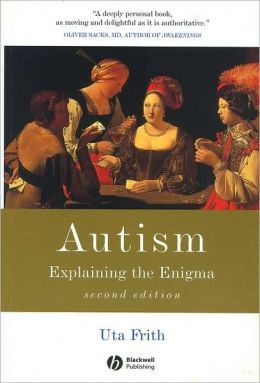 Explaining the Enigma by Uta Frith
