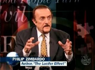 Picture of author Phil Zimbardo