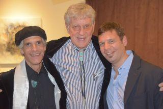 Joe Loizzo, Robert Thurman, Miles Neale