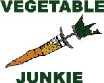 vegetable junkie