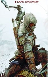 Assassin's Creed III's Connor with Tomahawk