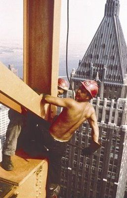 Mohawk Ironworker in NY