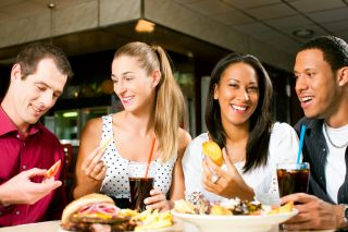 positive effects of fast food on economy