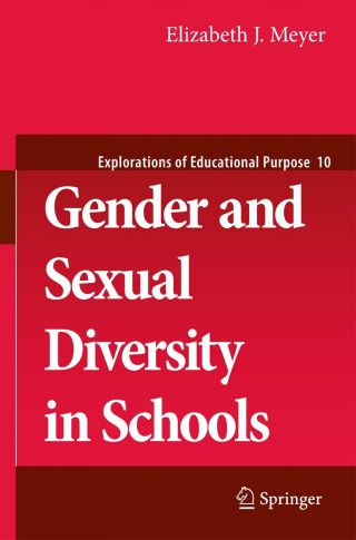 Gender and Sexual Diversity in Schools - book cover