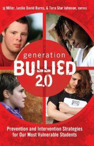 cover art - Generation Bullied 2.0 - cross hairs with students faces
