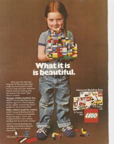 Lego ad -