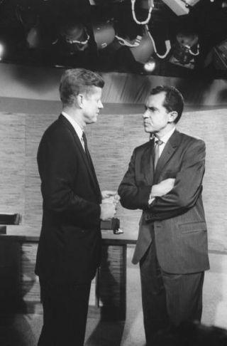 Nixon Kennedy Debate