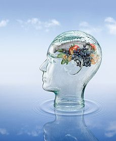 Brain Food - Omega 3 Fatty Acids